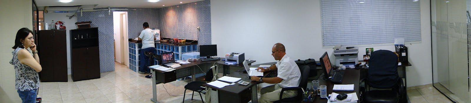 Fotos escritório Port Santos Logistica