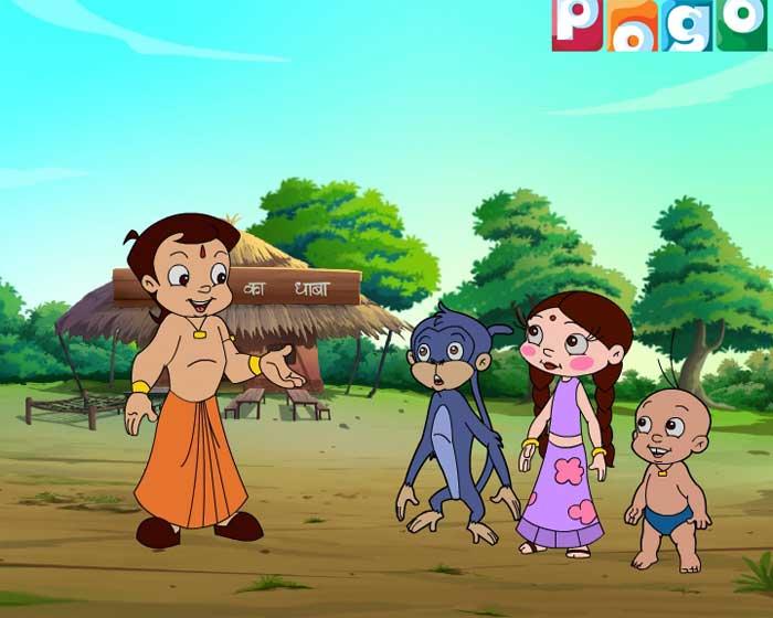 Watch Pogo Tv Online