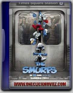 OneClickMoviez ! » Blog Archive » The Smurfs 2011 R5 LiNE XviD