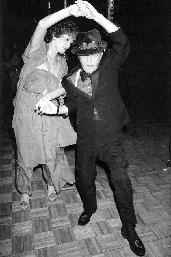 The Scene at Studio 54 Truman Capote