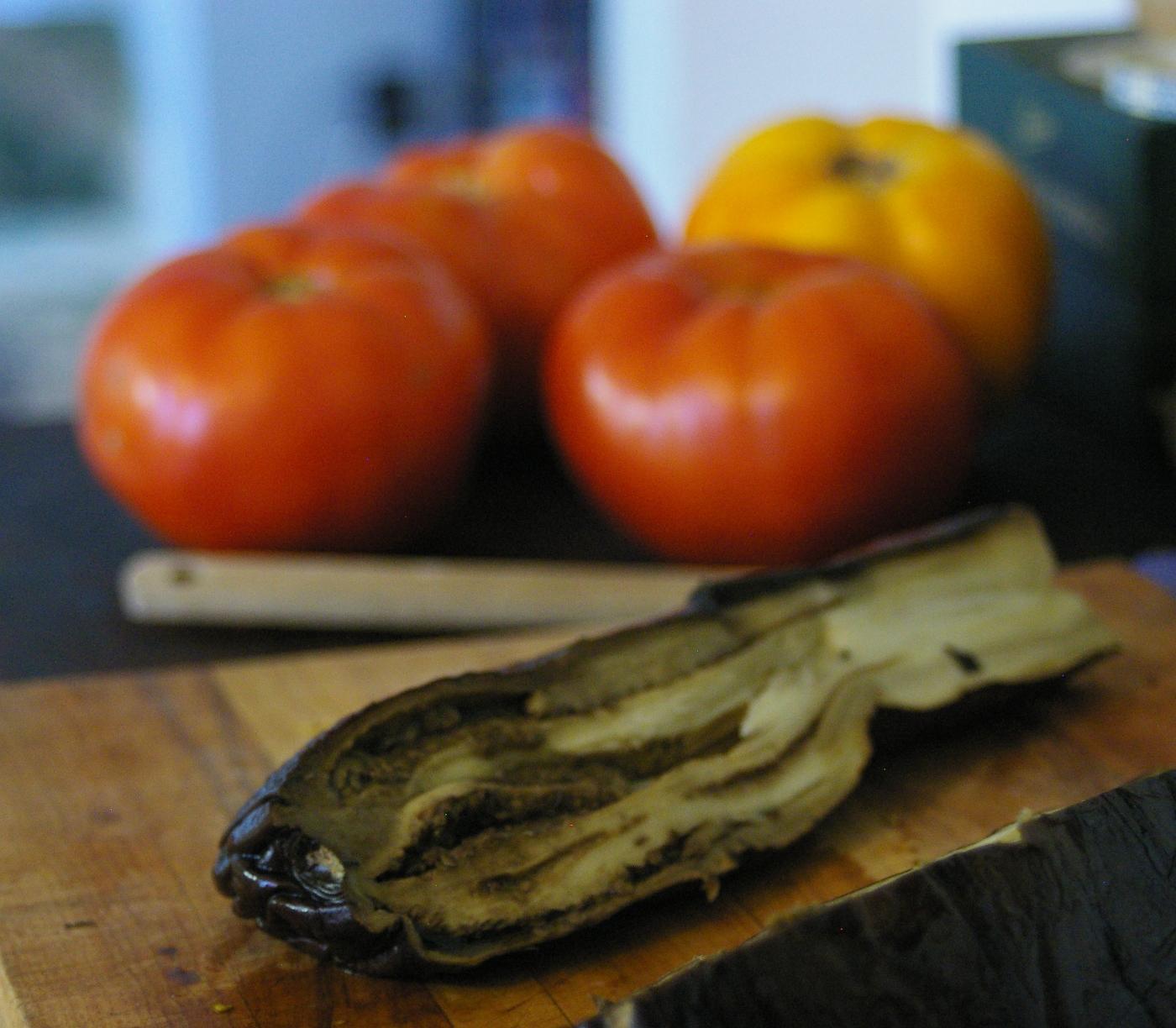 recipe: baklazhannaya ikra russian eggplant caviar [39]