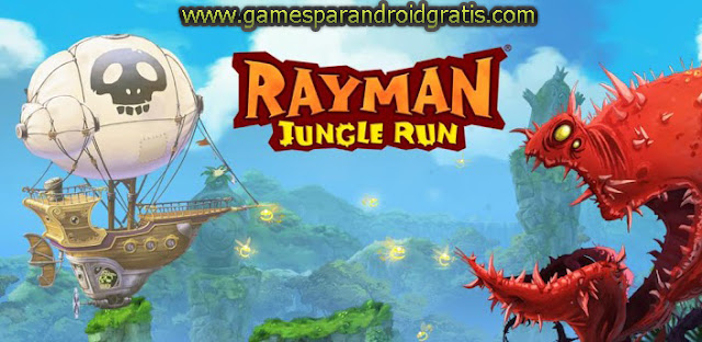 Download Rayman Jungle Run Apk