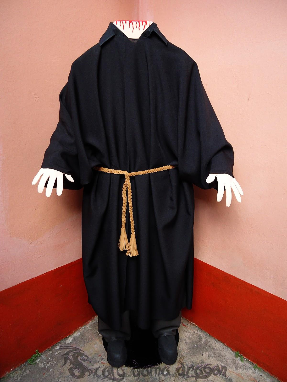El Padre Sin Cabeza Cuantos Y Leyendas De Centroamerica Diy - Disfraces-sin-cabeza