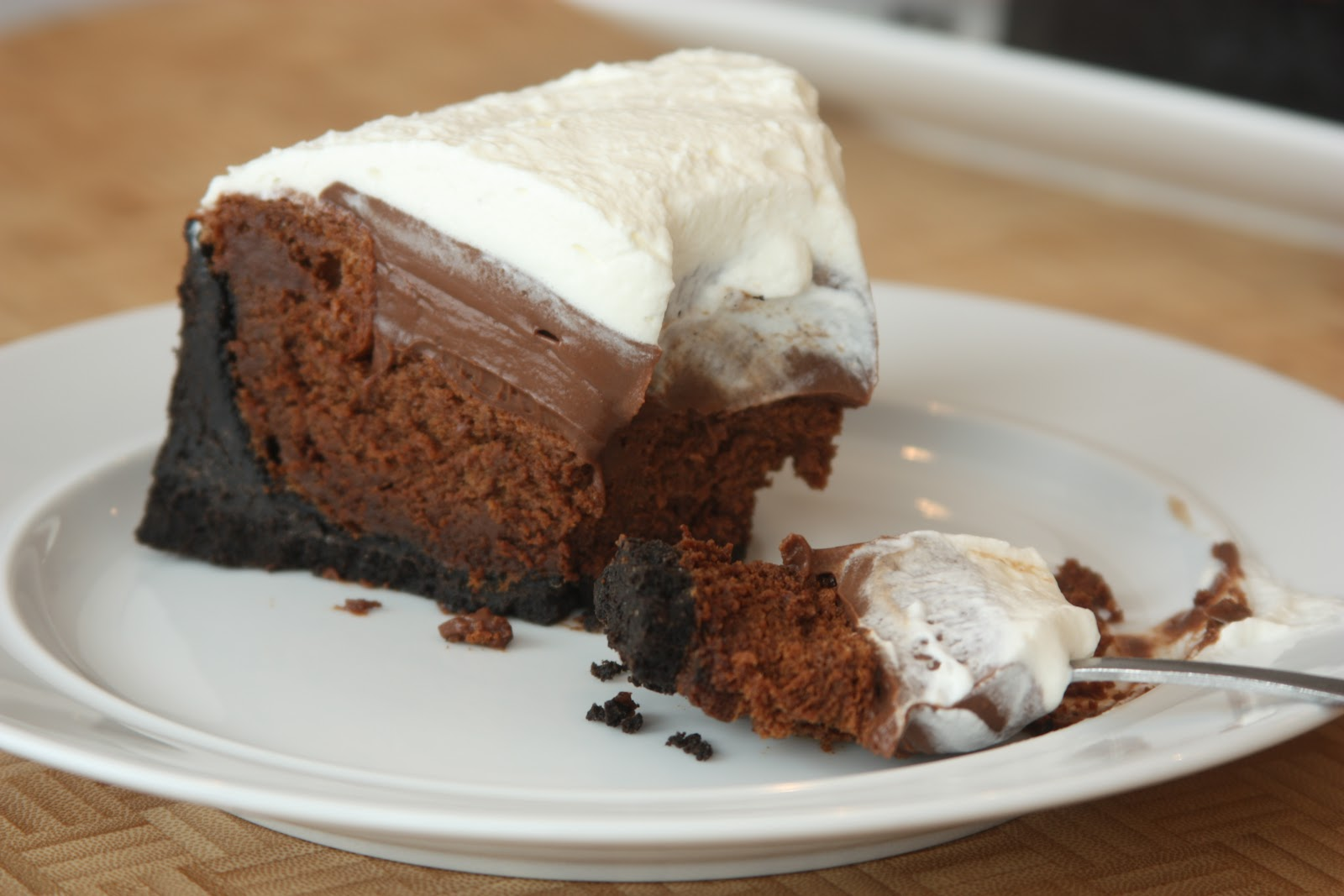 Mississippi Mud Pie Aka Muddy Mississippi Cake Recipe