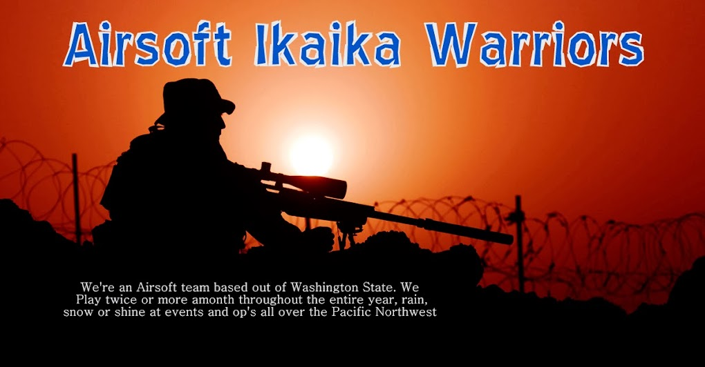 Airsoft Ikaika Warriors