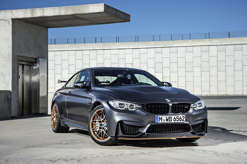 bmw m4 gts feiert weltpremiere auf der tokyo motor show. Black Bedroom Furniture Sets. Home Design Ideas