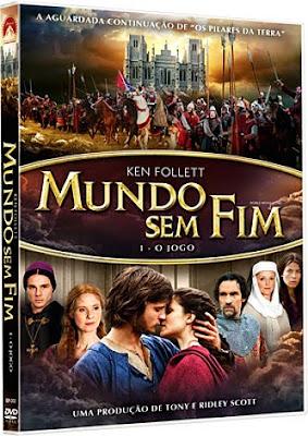 Filme Poster Mundo Sem Fim 1 - O Jogo DVDRip XviD Dual Audio & RMVB Dublado