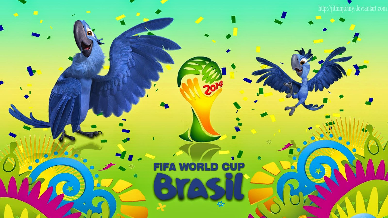 HD Rio And Brazil World Cup 2014 Wallpapers  HD Wallpapers Storm