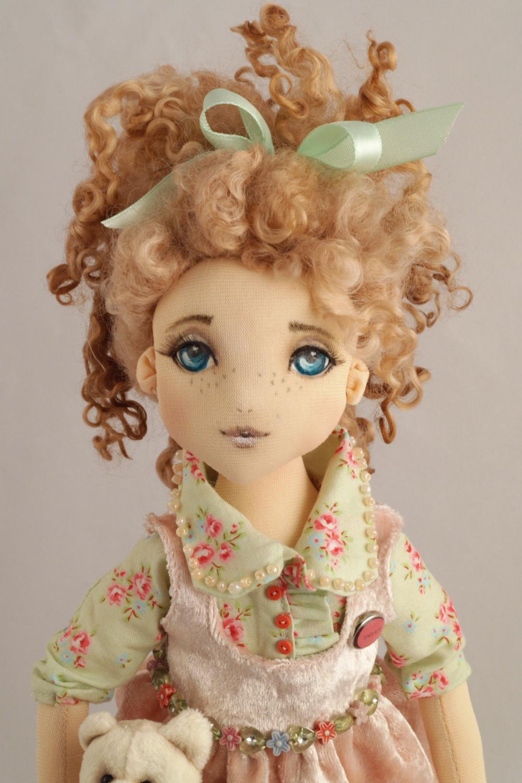 Из чего сделать голову для куклы своими