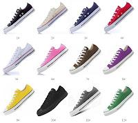 Sepatu Converse Online