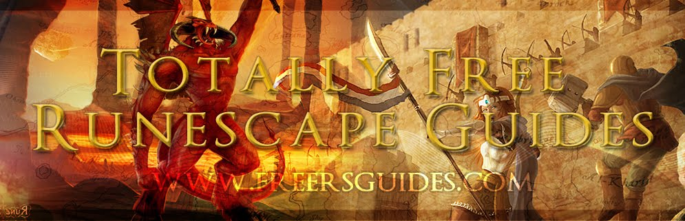 FREE RS Guides - Runescape Guides, Tricks, and Tips