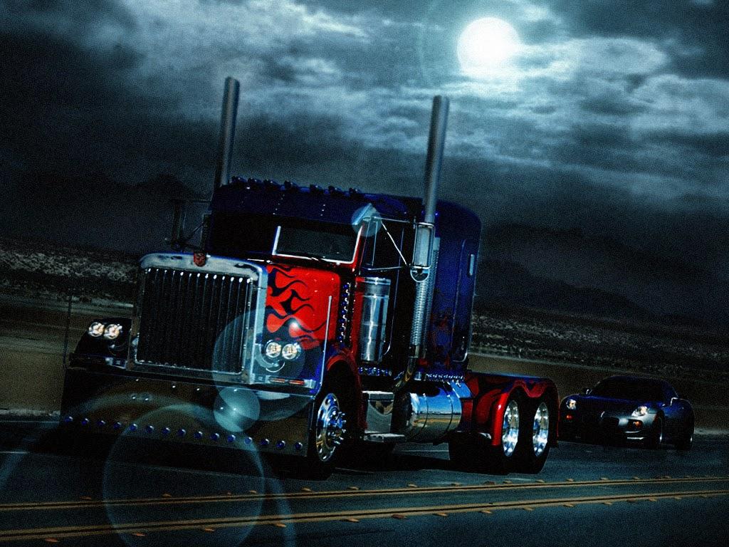 Transformers Optimus Prime P379 Truck