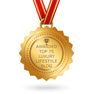 Luxury Lifestyle Blog Award 2017