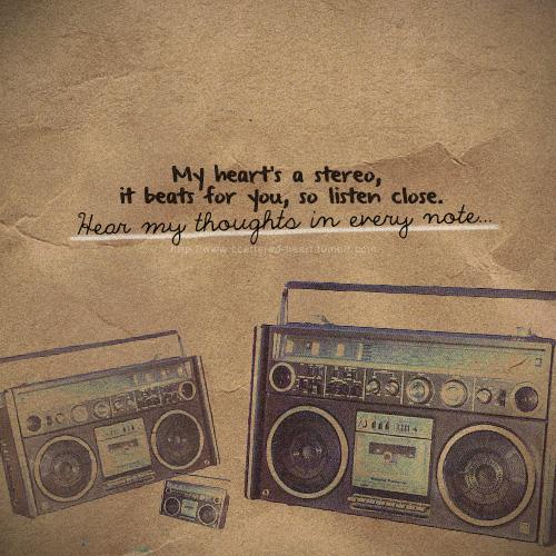 MY WORLD: Lirik Lagu Stereo Hearts By Gym Class Heroes ft ...