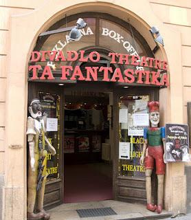 Ta Fantastika en Praga