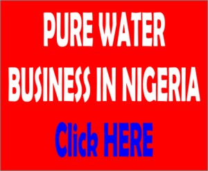 Pure Water Feasibility Study in Nigeria