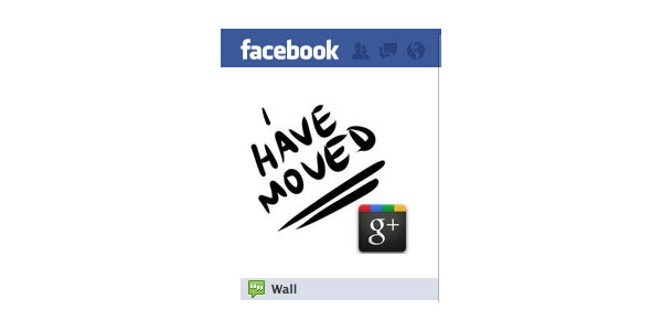 Google Plus Funny Images: I Have Moved - Avatar