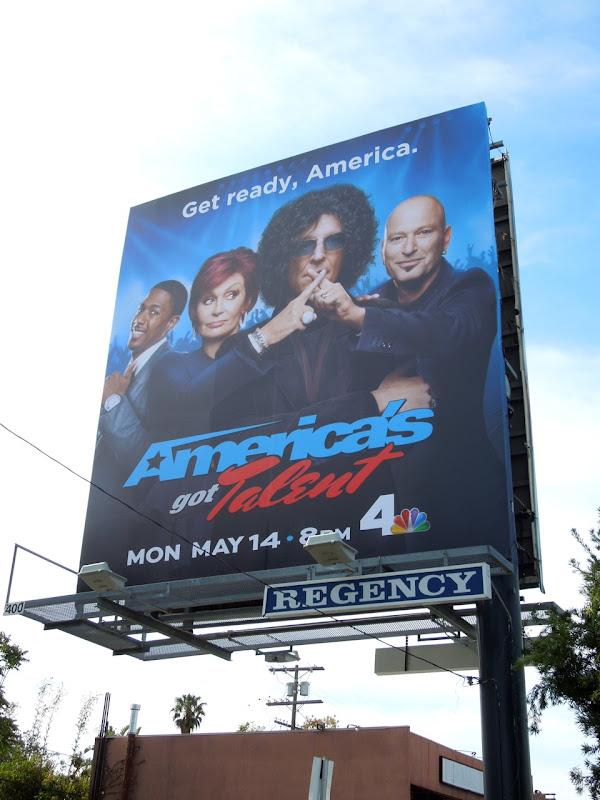 Americas Got Talent season 7 billboard