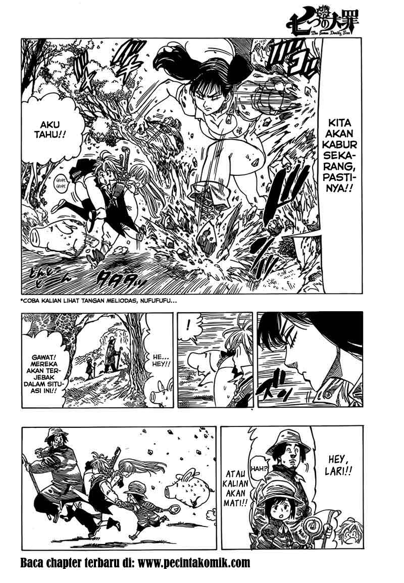 Nanatsu No Taizai Chapter 12-7