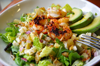 Shrimp and Fennel Salad | www.kettlercuisine.com