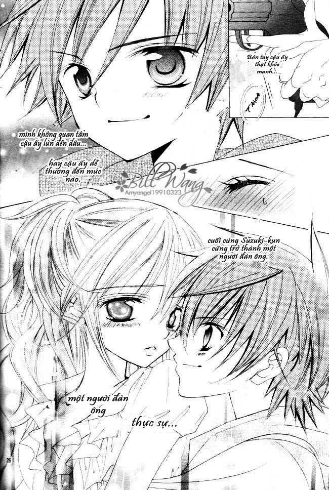Suki desu Suzuki-kun!! Chapter 12 - Trang 26