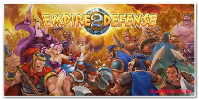 Empire Defense II v1.3.1 (Free Shopping) скачать бесплатно.