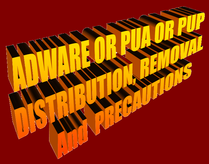 Adware-The Potentially unwanted application