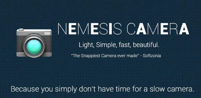 Nemesis Camera-JellyBean Style v1.1