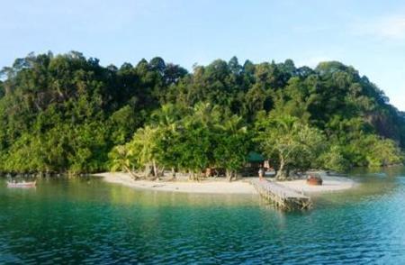 Pulau Nias Sumatera Utara