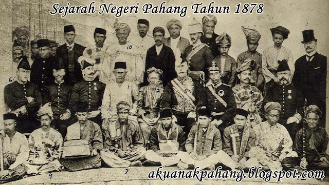 Wordless Wednesday # 3 :Pembesar Negeri Pahang