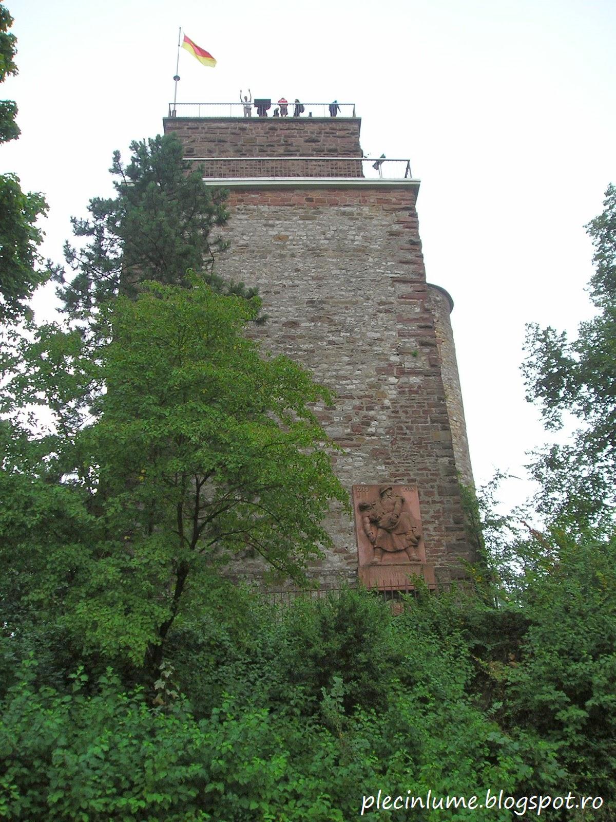 Turmberg in Karlsruhe