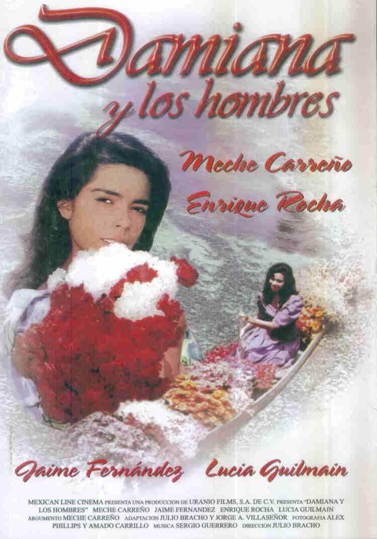 Damiana y los hombres dvdrip 1967 peliculas mexicanas