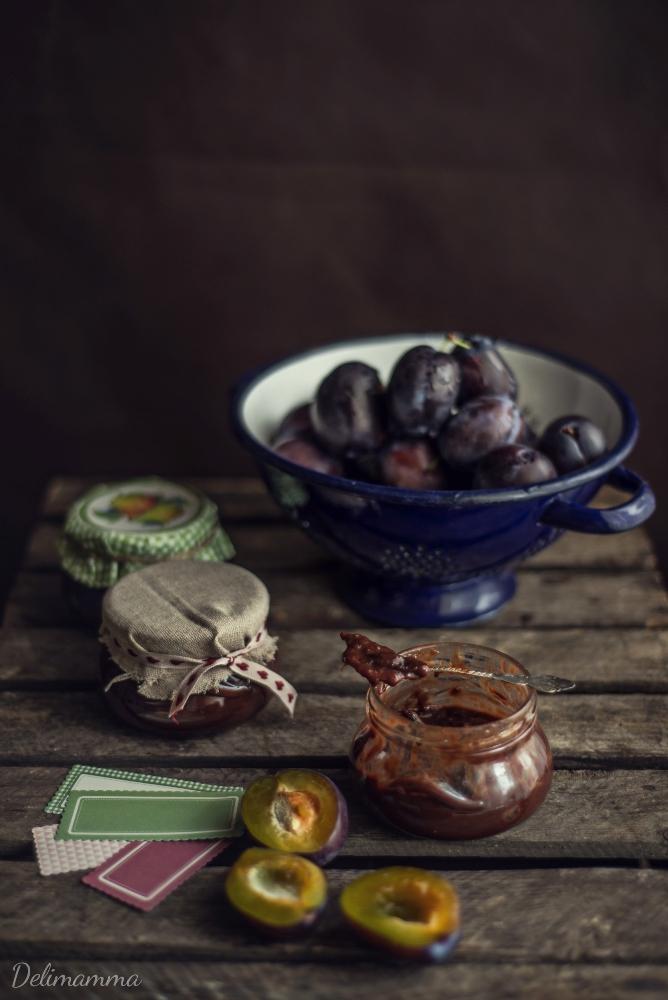 Krem śliwka-czekolada-chilli