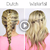 DIY 4 Basic Braid Hairstyle Tutorial