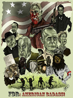 FDR: American Badass! (2012) online y gratis