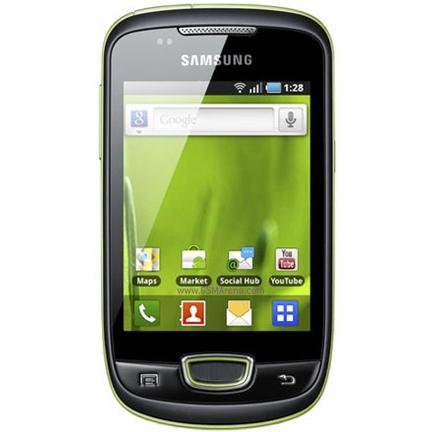 Samsung Galaxy Mini - Specs