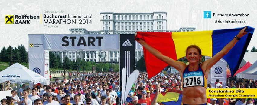 Ce suplimente voi folosi la Maraton Internaţional Bucureşti 2014
