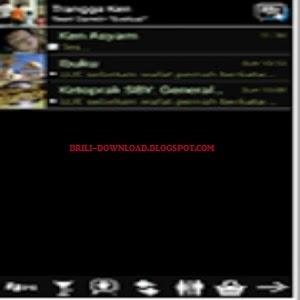 Download BBM Mod sinka JKT48 untuk android gratis
