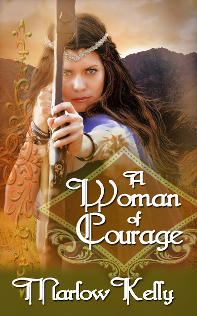 A Woman of Courage giveaway