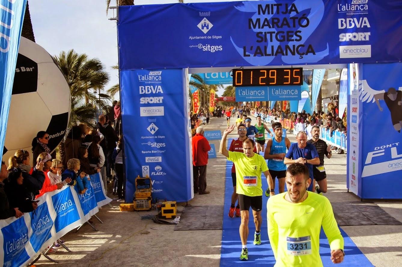 media maraton sitges barcelona