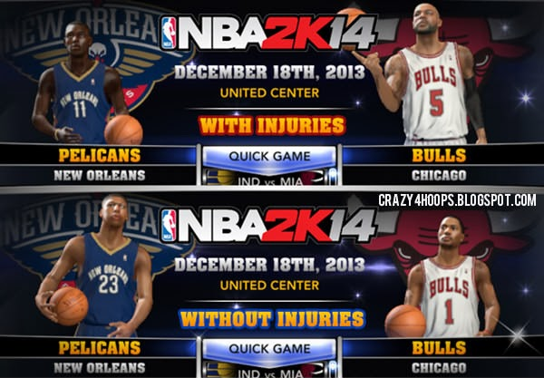 How to get nba 2k15 roster on 2k14