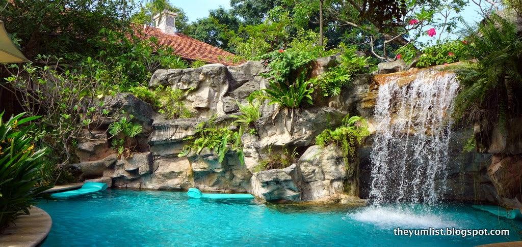 So Spa, Sofitel Resort and Spa, Sentosa, Singapore