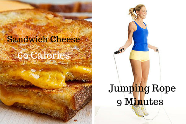 sandwich vs jumping rope