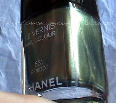 Chanel Péridot Le Vernis