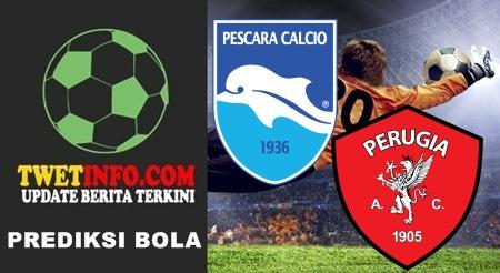 Prediksi Pescara vs Perugia AC, Serie B 12-09-2015