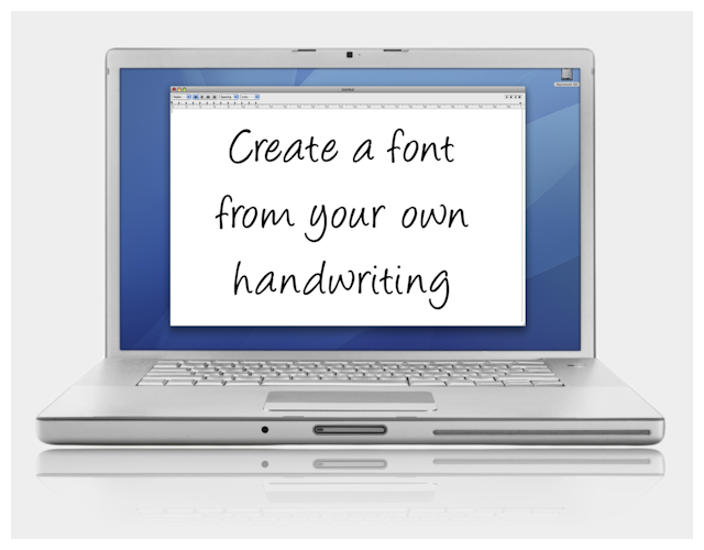Fancy Handwriting Generator