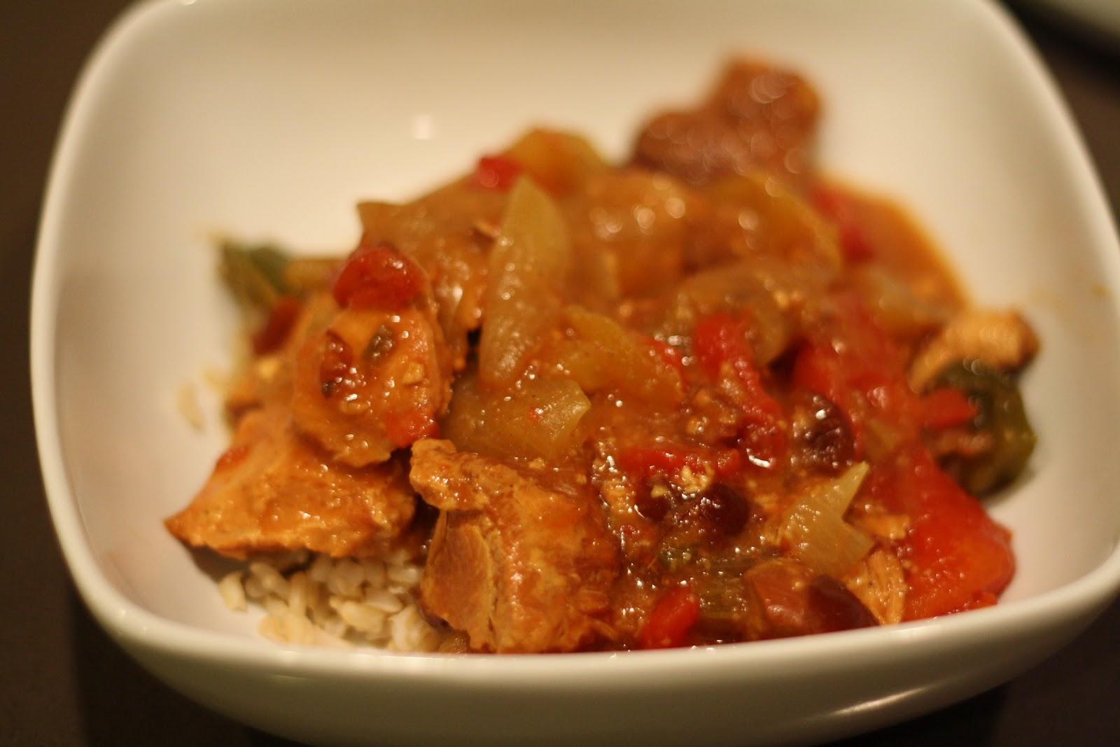 ... Kitchen: Slow Cooker Mango Chicken Curry & Baby Mango Chicken Curry
