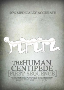 phim Con Rết Người: Phần 1 |The Human Centipede: First Sequence