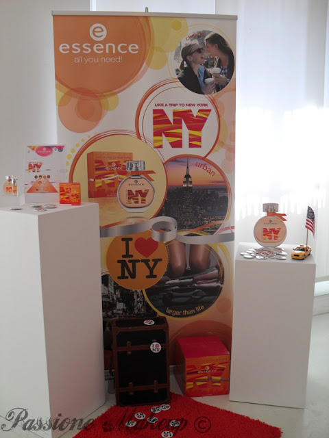 Essence profumo Like a trip to New York
