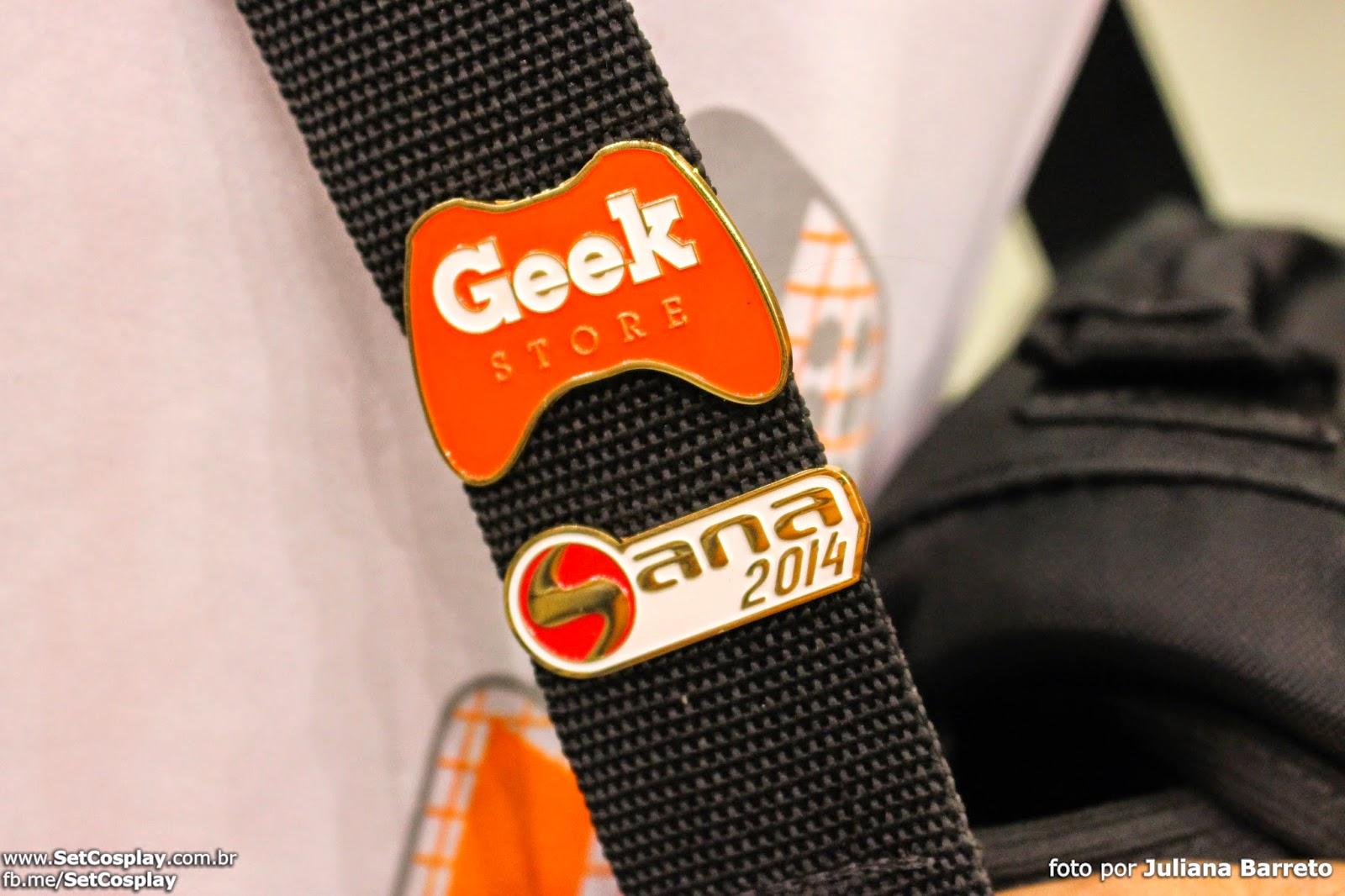 SANA 2014 e Geek Store